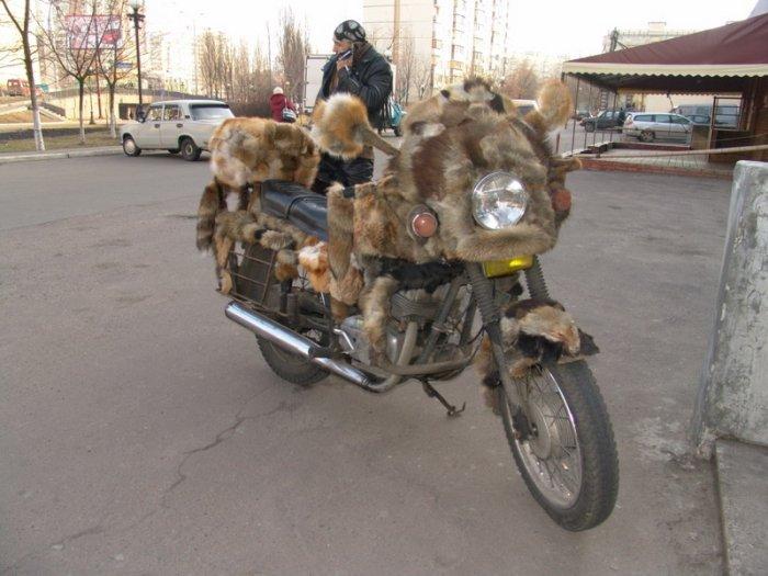 fur bike