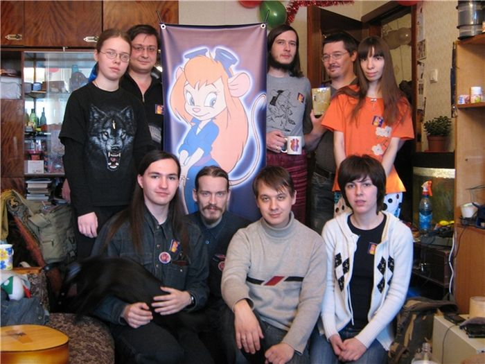 Russian Gadget Hackwrench Cult 18