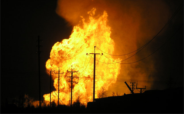gas explosion, russia 5