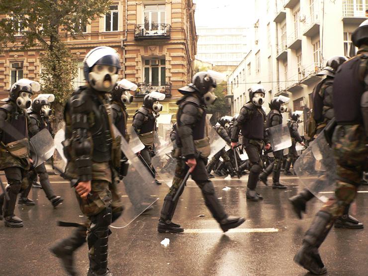 Georgia unrest pictures 1