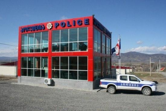 transparent police 32