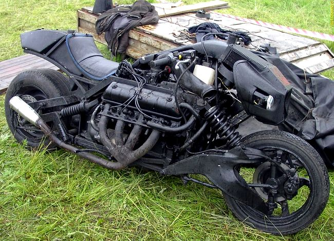 Russian bike 1