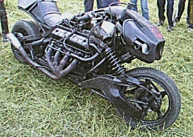 Russian bike 2