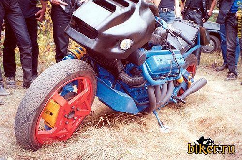 Russian bike 3