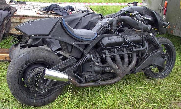 Russian bike 5