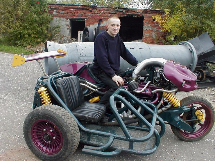 Russian bike 6