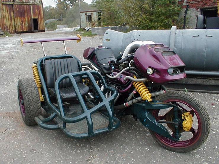 Russian bike 8