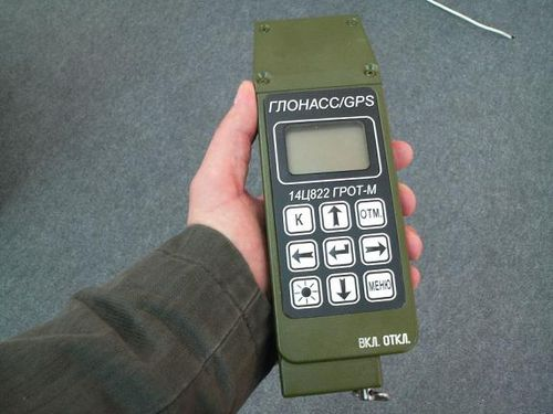 russian glonass gps device  1