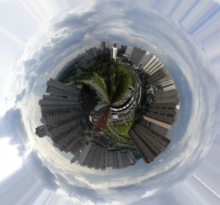 a globe of Moscow 4