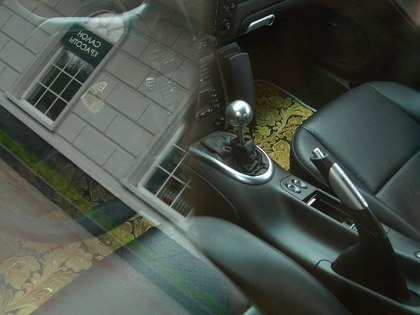 Russian porsche made of gold 7