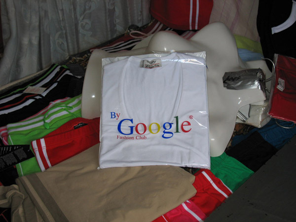google clothes