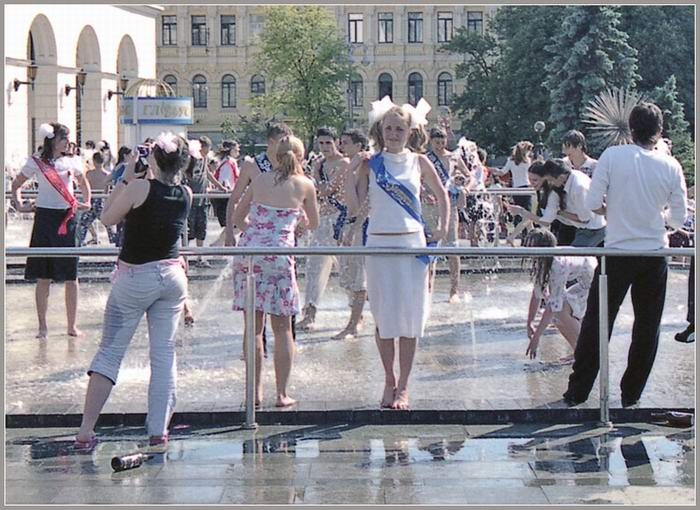 View full version russian school graduation