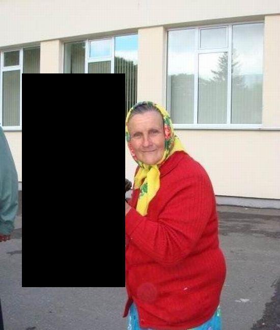 Dangerous Russian Granny