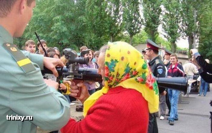 Dangerous Russian Granny 3