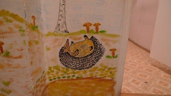 Russian graffiti grannys 16