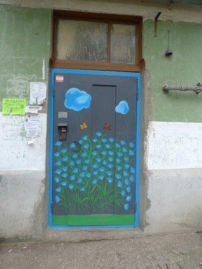 Russian graffiti grannys 18
