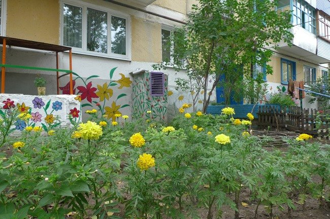 Russian graffiti grannys 4