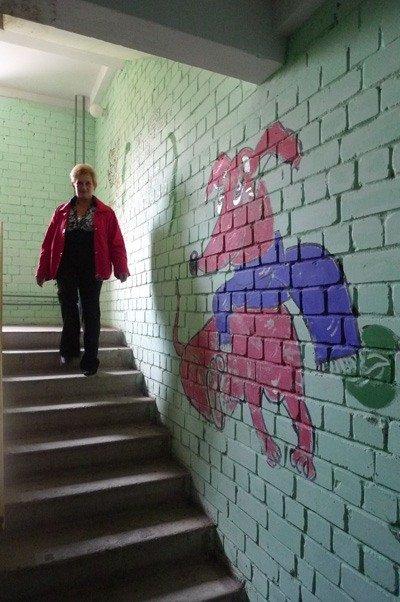 Russian graffiti grannys 5