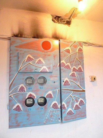 Russian graffiti grannys 8