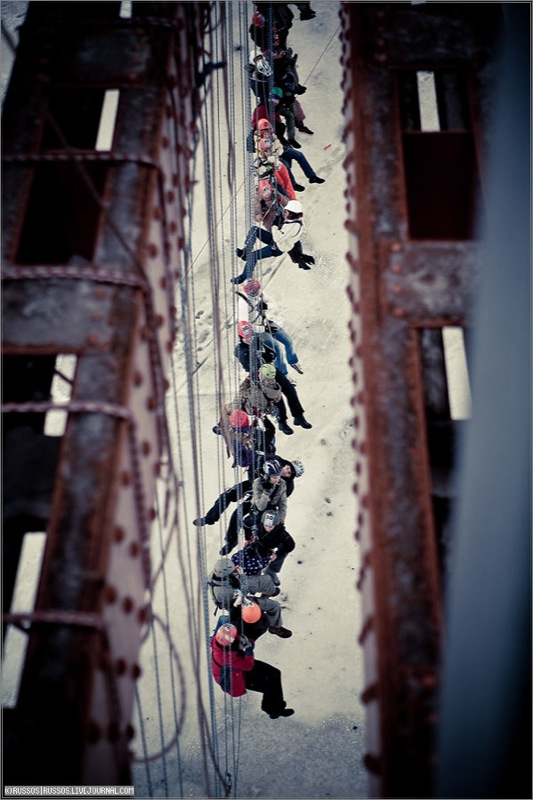 Russian people rope jumping 14