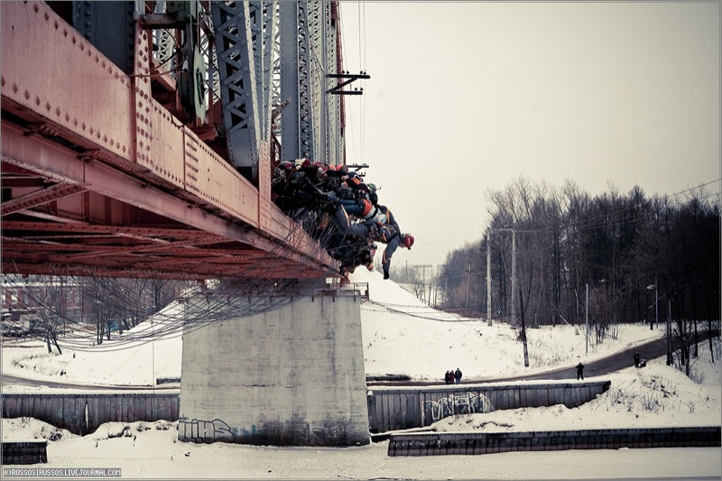 Russian people rope jumping 4