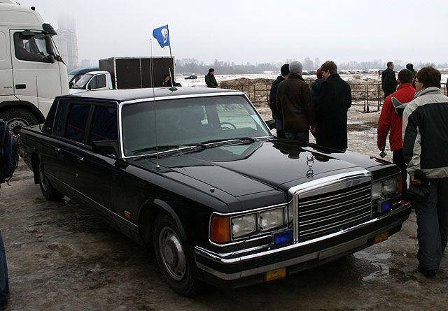 russian president\'s guard race 7