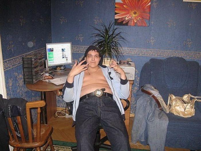 Habits of Russian Gangsta 2