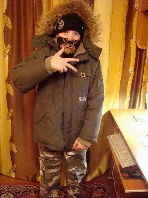 Habits of Russian Gangsta 3