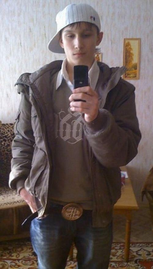 Habits of Russian Gangsta 5