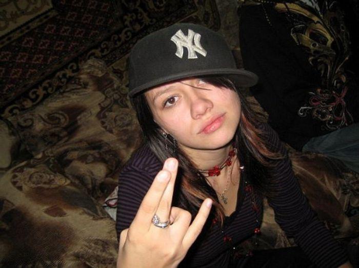 Habits of Russian Gangsta 7