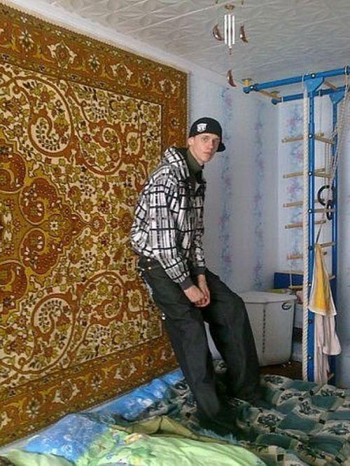 Habits of Russian Gangsta 8