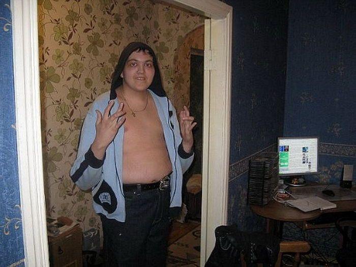 Habits of Russian Gangsta 9
