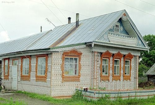 House in Russia 11