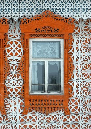 House in Russia 1