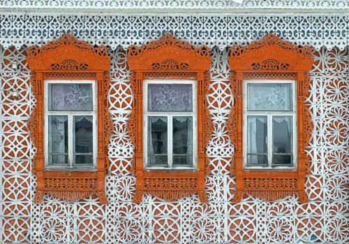 House in Russia 2