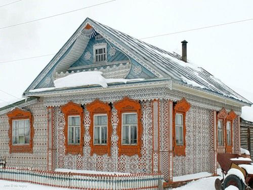 House in Russia 3