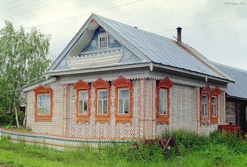 House in Russia 4