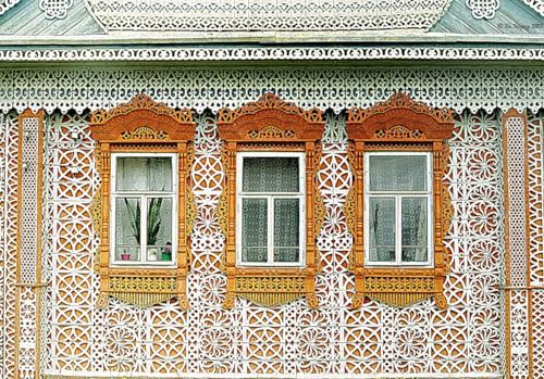 House in Russia 6