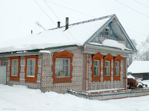House in Russia 10
