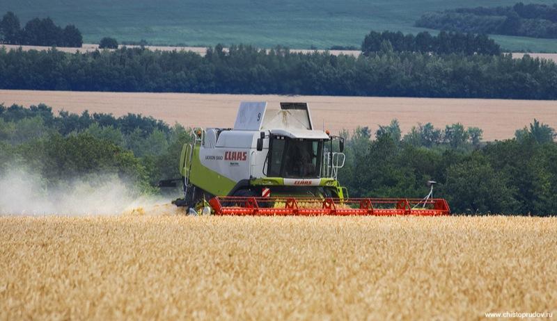 Russian harvest 3