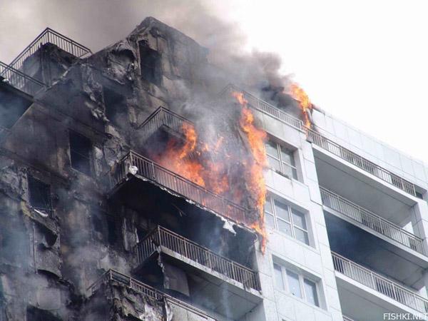 heavy fire took place in Vladivostok 1