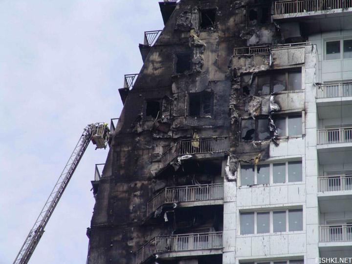 heavy fire took place in Vladivostok 10