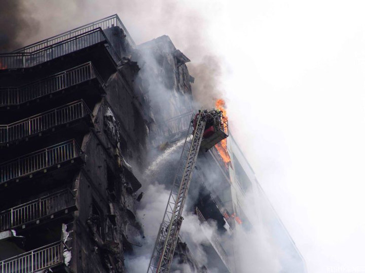 heavy fire took place in Vladivostok 7