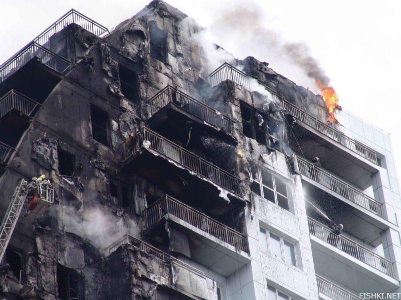 heavy fire took place in Vladivostok 8