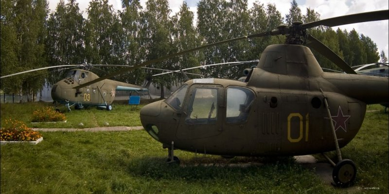 Russian helicopters 1