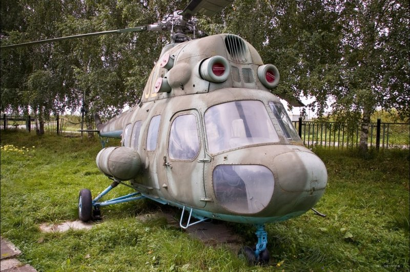 Russian helicopters 7