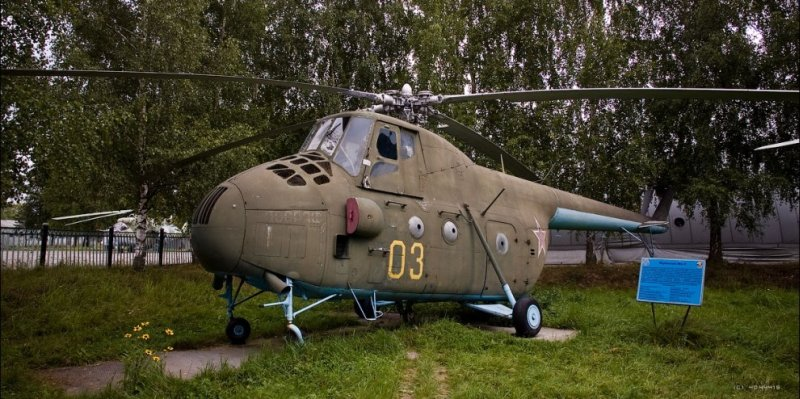 Russian helicopters 8
