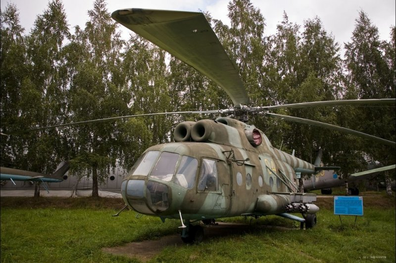 Russian helicopters 11