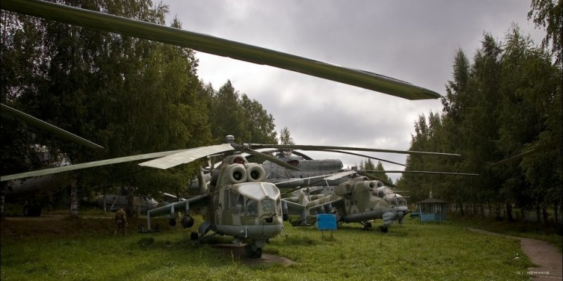 Russian helicopters 13