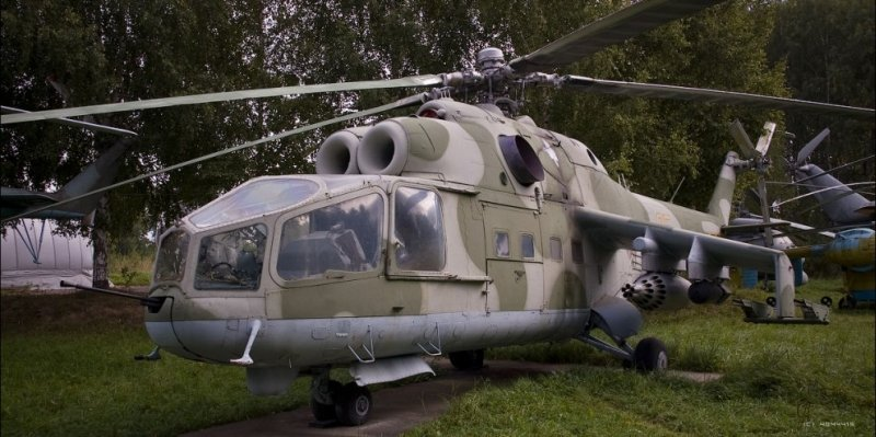 Russian helicopters 14
